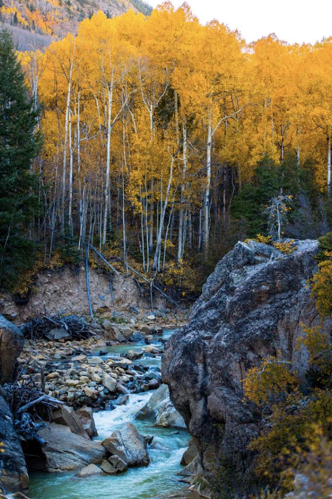 Go EVerywhere - Electric Scenic Drive in Aspen