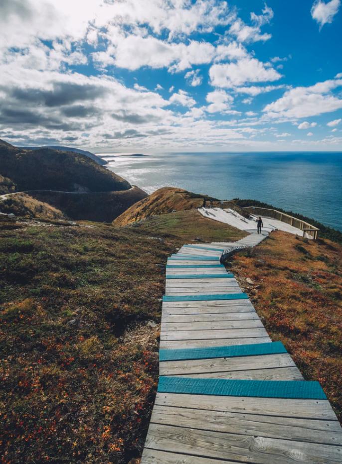 Go EVerywhere - Electric Scenic Drive in Cape Breton