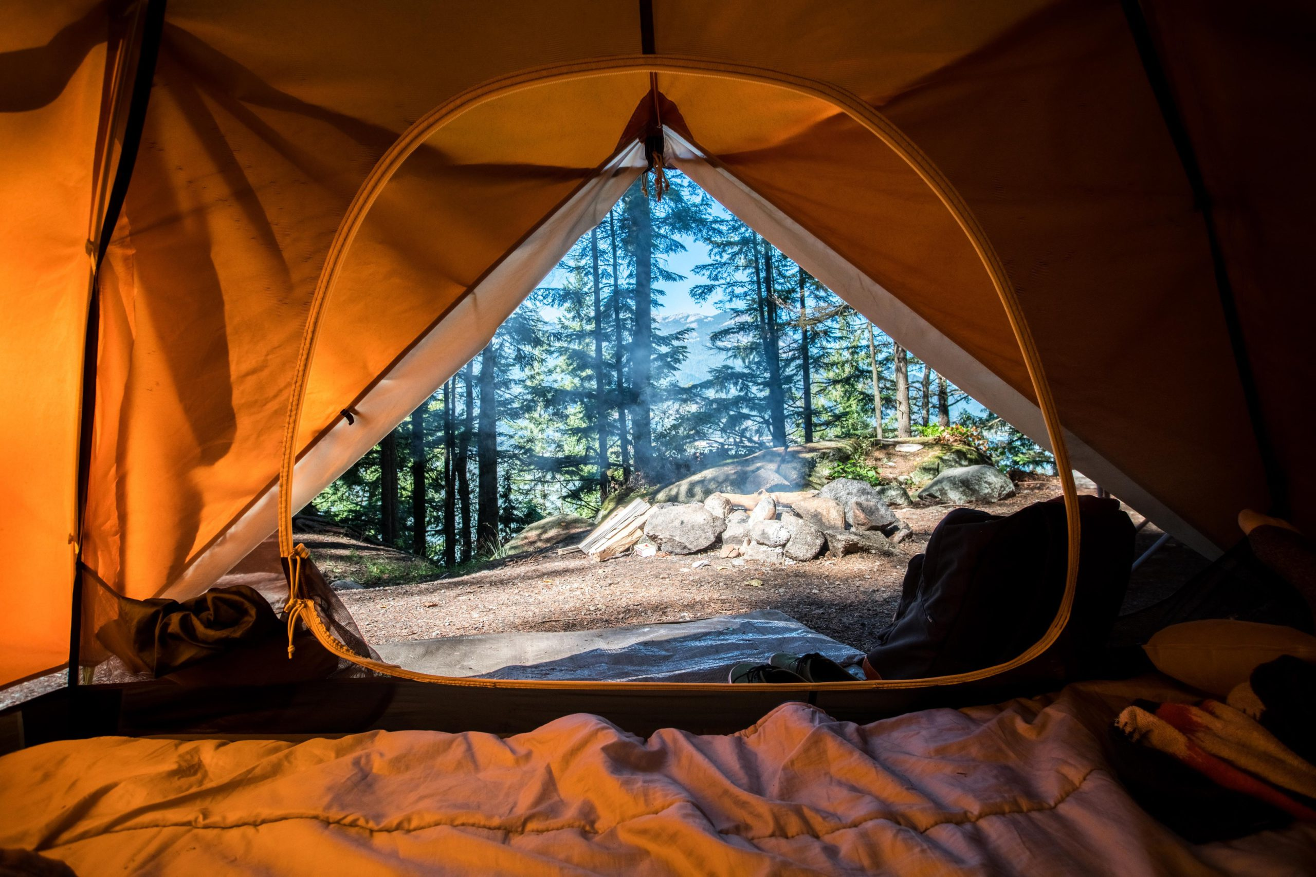 Campgrounds with EV charging stations in North America